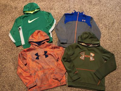 YLG Under Armour