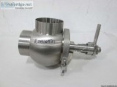 Industrial Divert Valves