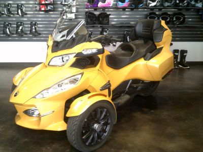 2013 Can-Am Spyder RT-S SM5 3 Wheel Motorcycle Burleson, TX