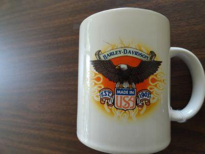HARLEY DAVIDSON (H D COFFEE MUG)