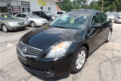 2008 Nissan Altima 2.5 S (Super Black)