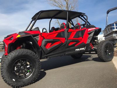 2019 Polaris RZR XP 4 Turbo S Utility Sport Portland, OR