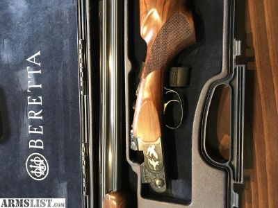 For Sale: Beretta 687 Silver Pigeon IV