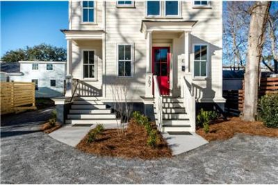 Luxury Downtown Charleston 4 bedroom 3.5 Baths