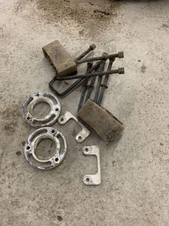 Level lift for Chevy/gmc 1500