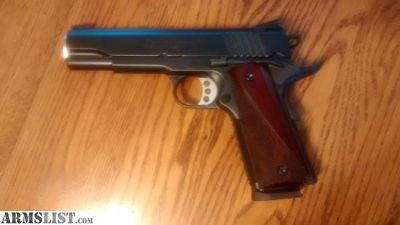For Trade: Like New Remington R1 Enhanced 1911 for Revolver or Lever action