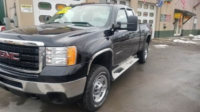 2011 GMC Sierra 2500HD Work Truck 4x4 4dr Extended Cab LB