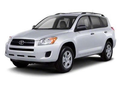 2012 Toyota RAV4 Limited (White)