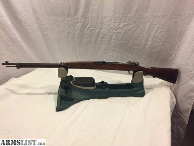 For Sale: Jap Arisaka type 38 rifle