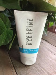 Rodman and Fields REDEFINE Daily Cleansing Mask