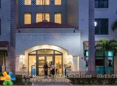 32 SE 2nd Ave. 341 Delray Beach One BR, Worthing Place Short