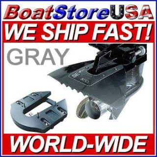 Sell SE Sport 300 Hydrofoil Stabilizer Gray SE300GY & Clip Drill-Free Adapter 73434 motorcycle in Stuart, Florida, US, for US $105.95