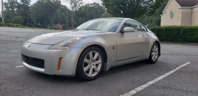 2003 Nissan 350Z Base (Silver Or Aluminum)