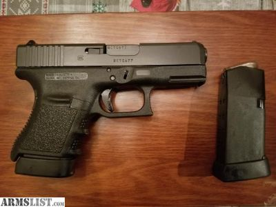 For Sale: Glock g30s