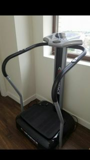 Vibration Plate Exercise Machine... Cardio