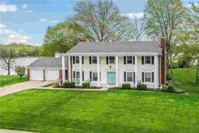 11435 West Lakeshore Drive CARMEL Six BR, Beautiful one of a