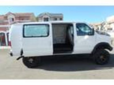 2000 Ford E350 Cargo 7.3 Diesel Van 4x4