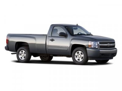 2008 Chevrolet Silverado 1500 Base (Victory Red)