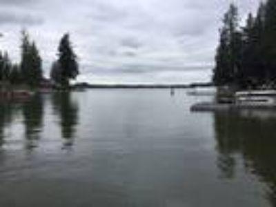 Lake Tapps Lot with Bulkhead and Dock
