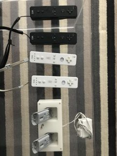 Wii Accesories
