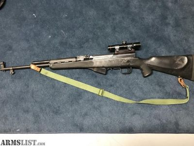 For Sale: SKS CGA