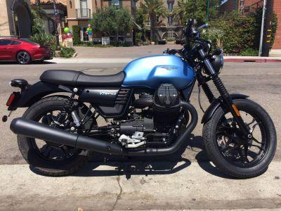 2018 Moto Guzzi V7 III Stone Standard/Naked Motorcycles Marina Del Rey, CA