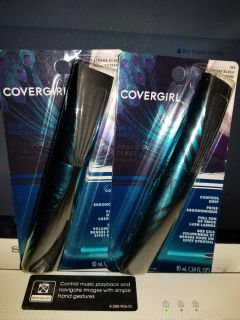 Covergirl Peacock