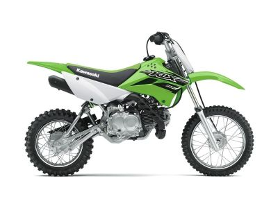 2016 Kawasaki KLX110L Competition/Off Road Motorcycles Chanute, KS