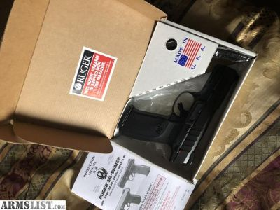 For Sale: Ruger SR9E