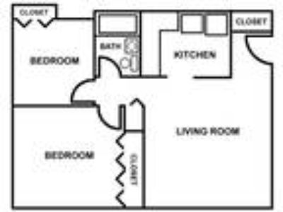 Country Club Village II - Two BR