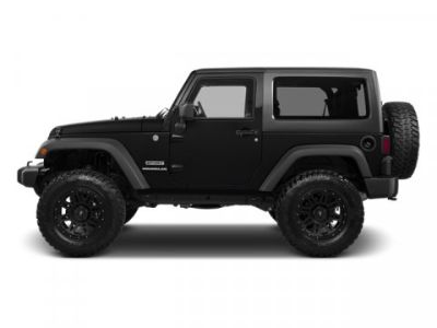 2013 Jeep Wrangler Rubicon (Black)