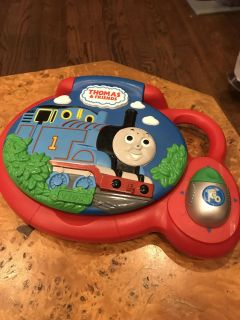 Thomas the Train VTech learn and explore laptop