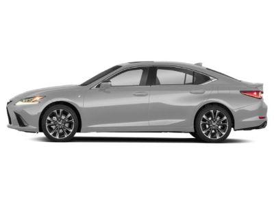 2019 Lexus ES 350 (Silver Lining Metallic)