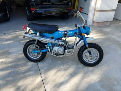 1969 Honda CT 70 TRAIL