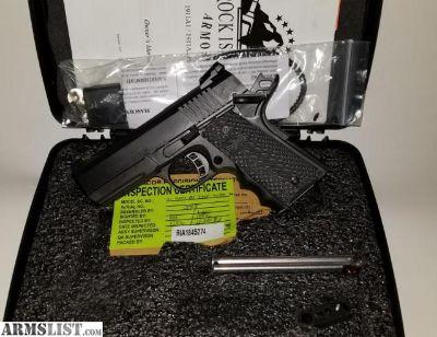 For Sale: RIA M1911-A1 TAC Ultra CS