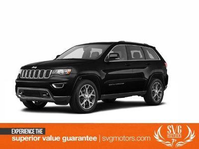 2018 Jeep Grand Cherokee Altitude (Diamond Black)