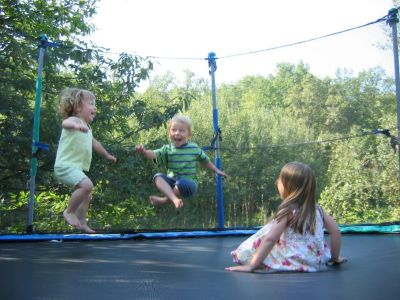 Heavy Sale on Kids Trampoline @Happy Trampoline