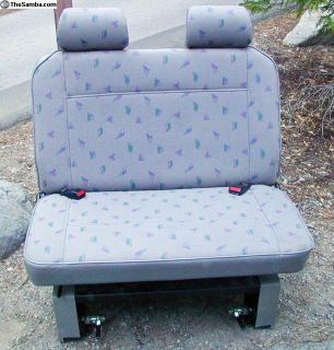 Middle Bench Seat for Eurovan Campers 1997-2003
