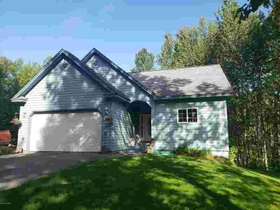 27231 Sandpiper Court Chugiak Three BR, 5 star energy rated home