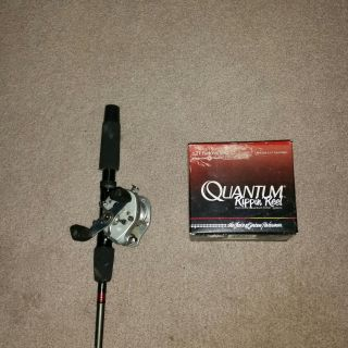 DIAWA QUANTUM bait casting reel. PL-100 made in Japan. Both never used. Both for $12