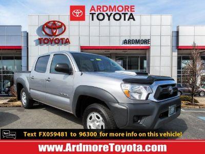 2015 Toyota Tacoma Base (Silver Sky Metallic)