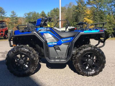 2017 Polaris Sportsman 850 SP Sport-Utility ATVs Barre, MA