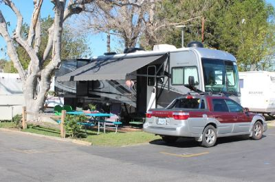 Book Your Place At The Balboa RV Park for RV Camping Southern California