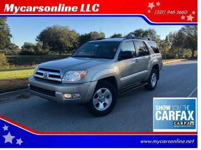 Used 2005 Toyota 4Runner for sale