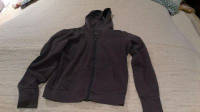 City Streets Gray Hoodie size M