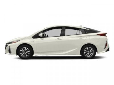2018 Toyota Prius Prime Premium (Blizzard Pearl)