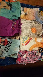 Size 10 and 10/12 Tank tops lot