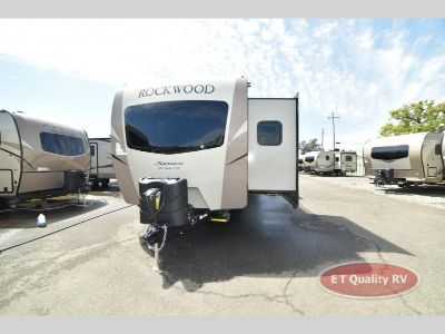 2019 Forest River Rv Rockwood Signature Ultra Lite 8329SS
