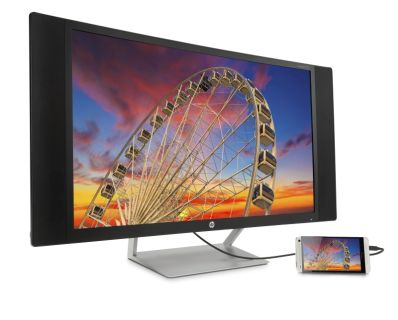 HP Pavilion 27c 27-in. Curved Display