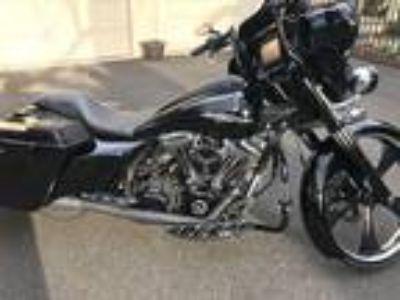 2008 Harley-Davidson Touring Black